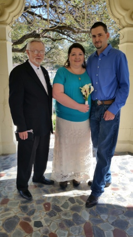 Valentine's Officiant in Dallas