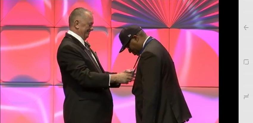 Shawn Lee receives Craftsman Degree