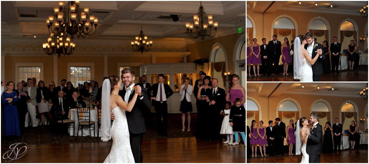 bride and groom first dance bride and groom intro at reception details glen sanders mansion wedding