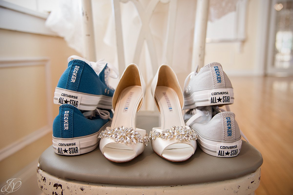 customized converse sneakers for wedding