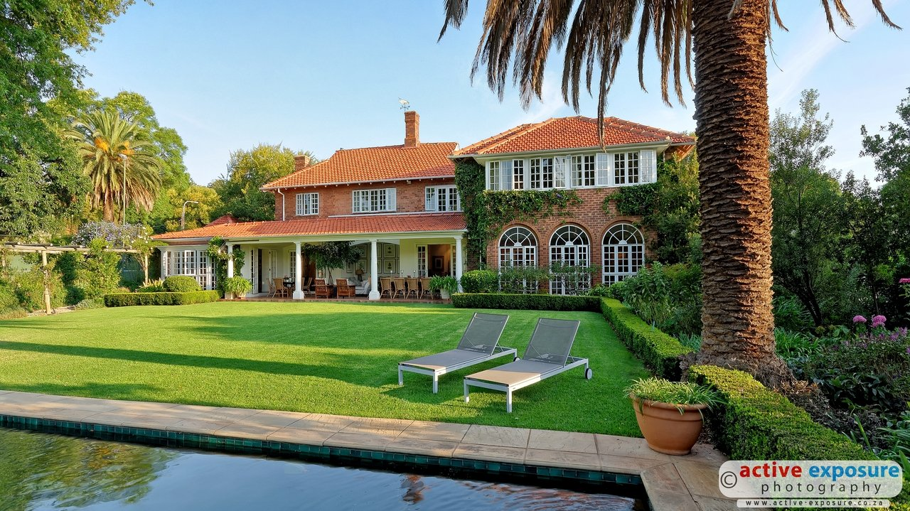 Beautiful Johannesburg Westcliff Home