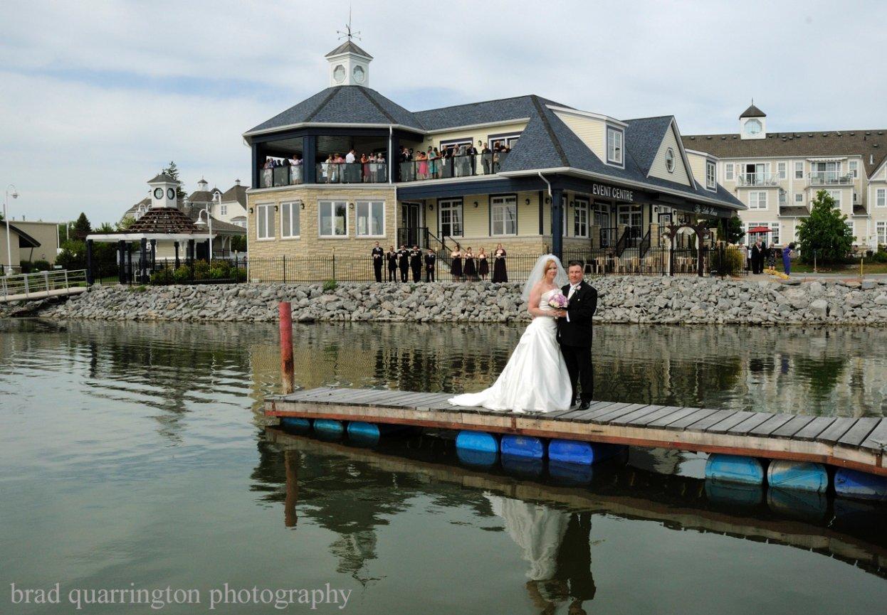 Justin Colleen S Wedding The Lake House Pickering Ontario Brad Quarrington Photography