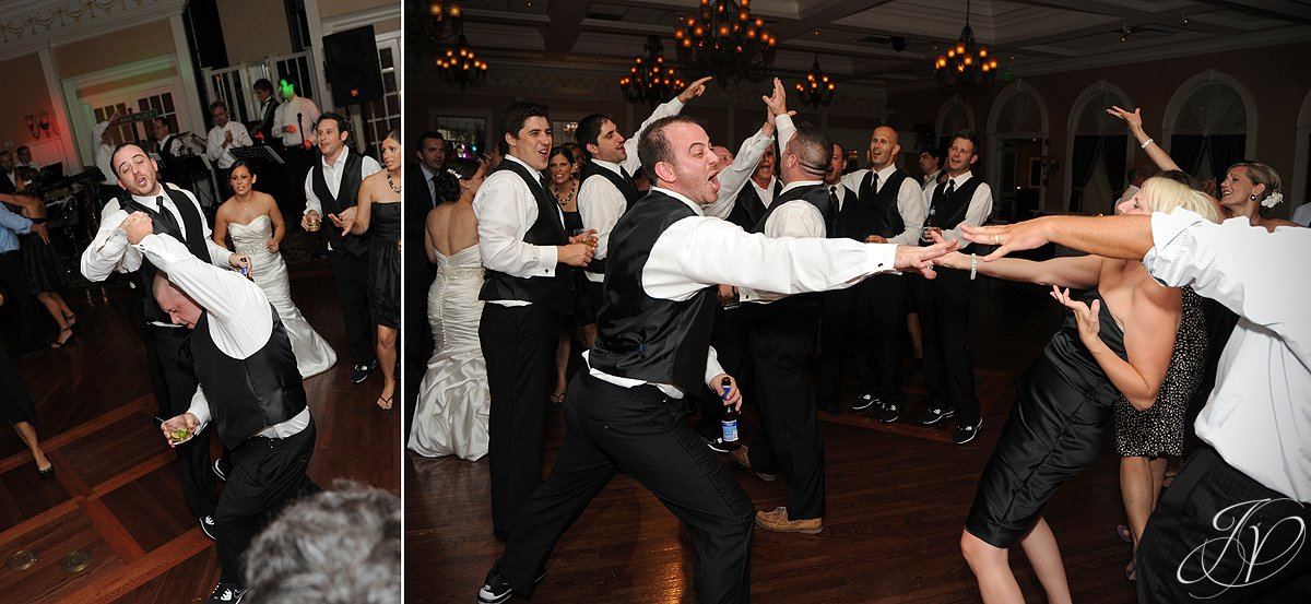 groom partying photo, great wedding dance photo, Albany Wedding Photographer, The Glen Sanders Mansion,