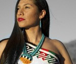 Miss Indian Nations Eloquently Helps Us to Understand the Meaning of the Dance