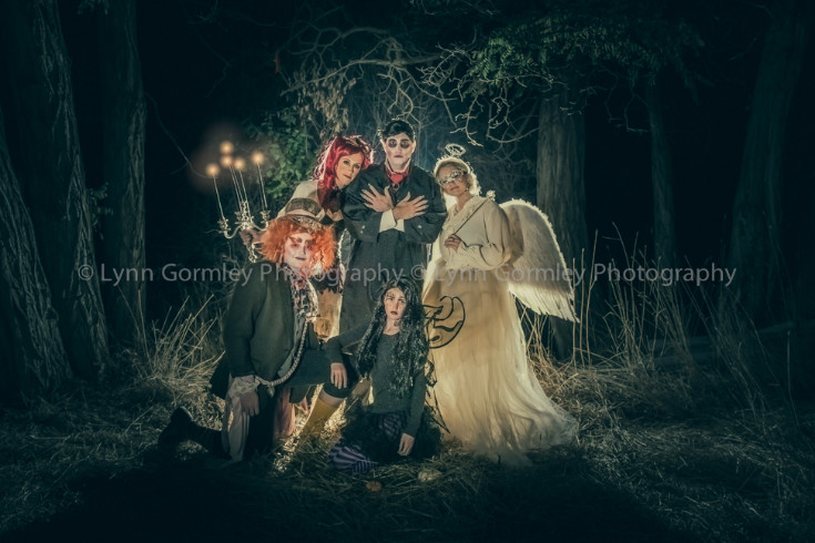 Tags: Lynn Gormley Photography copyright, main page, Boise family photographer, Halloween, vintage halloween, stampunk, vampire, dark fairy, light fairy, ...