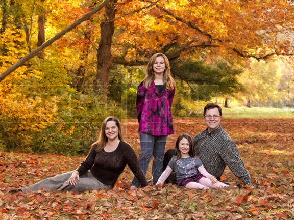 Fall Portrait Sessions By William Branson III