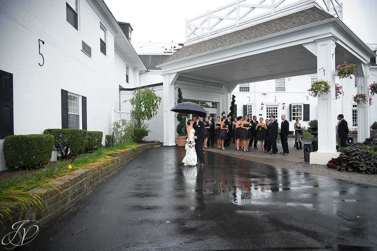 front of Glen Sanders photo, bridal party photo, The Glen Sanders Mansion, Albany Wedding Photographer