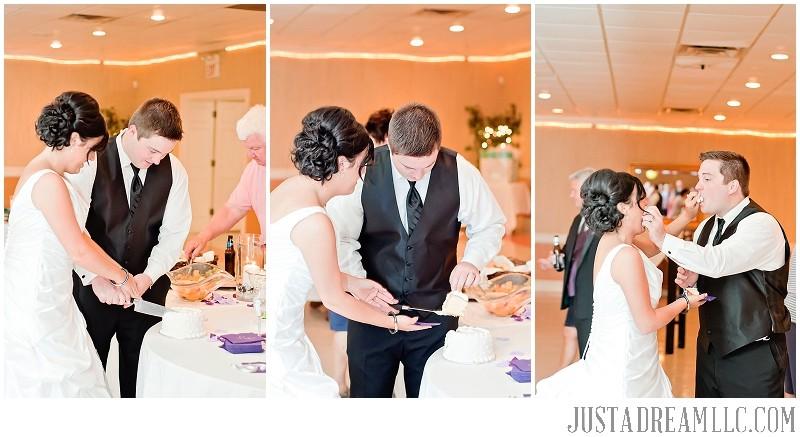 Mr Mrs Franklin Morganton Nc Wedding Photographers Just A