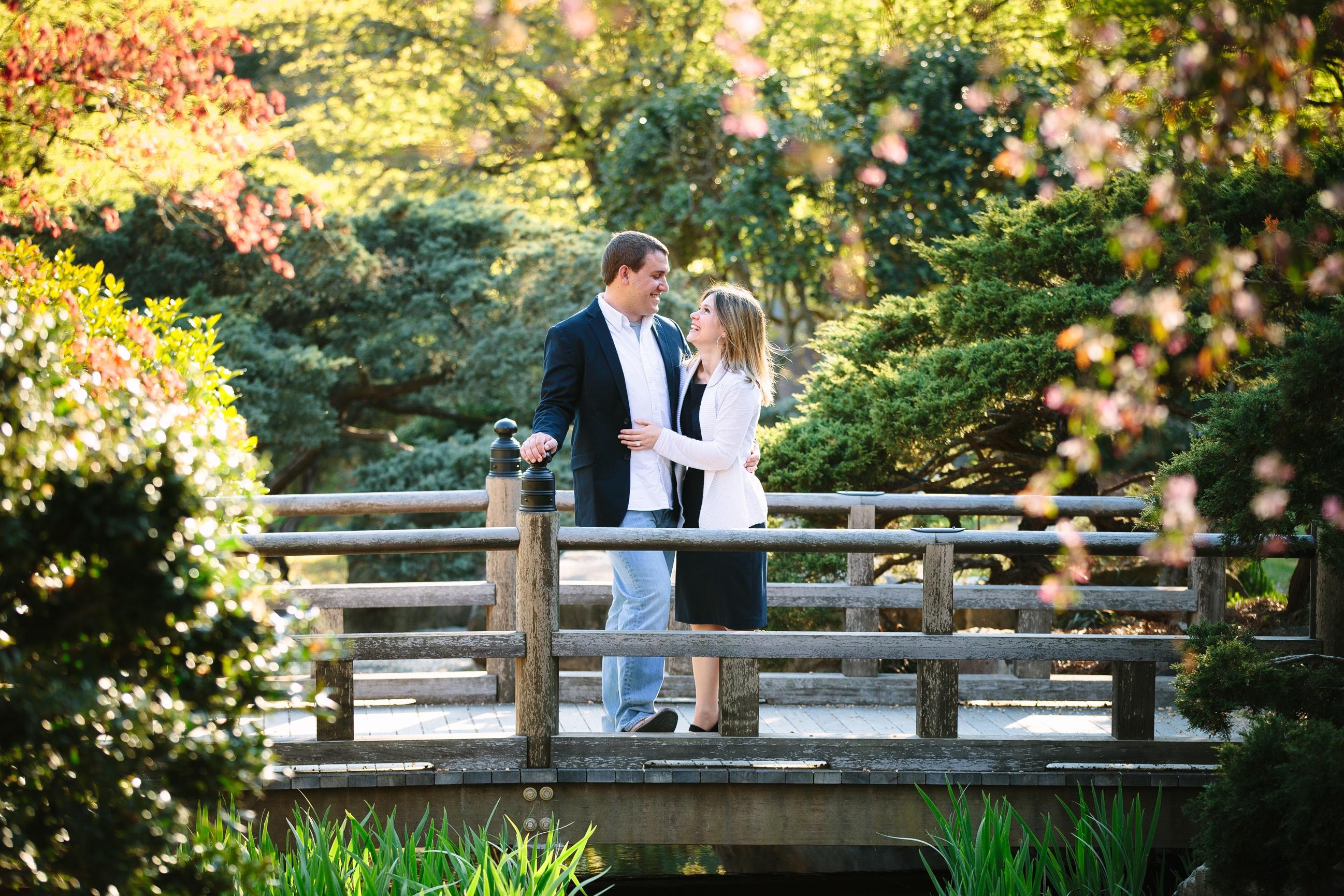 Tags: Birmingham Botanical Gardens, Engagements