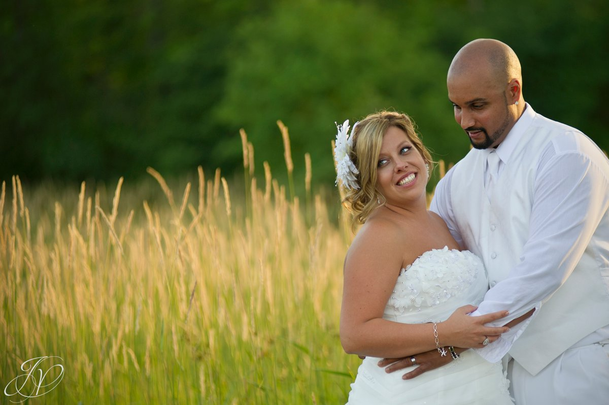 Settle Hill Tree Farm Wedding ,Albany Wedding Photographer, Michele and Sean, bride and groom sunlit photo