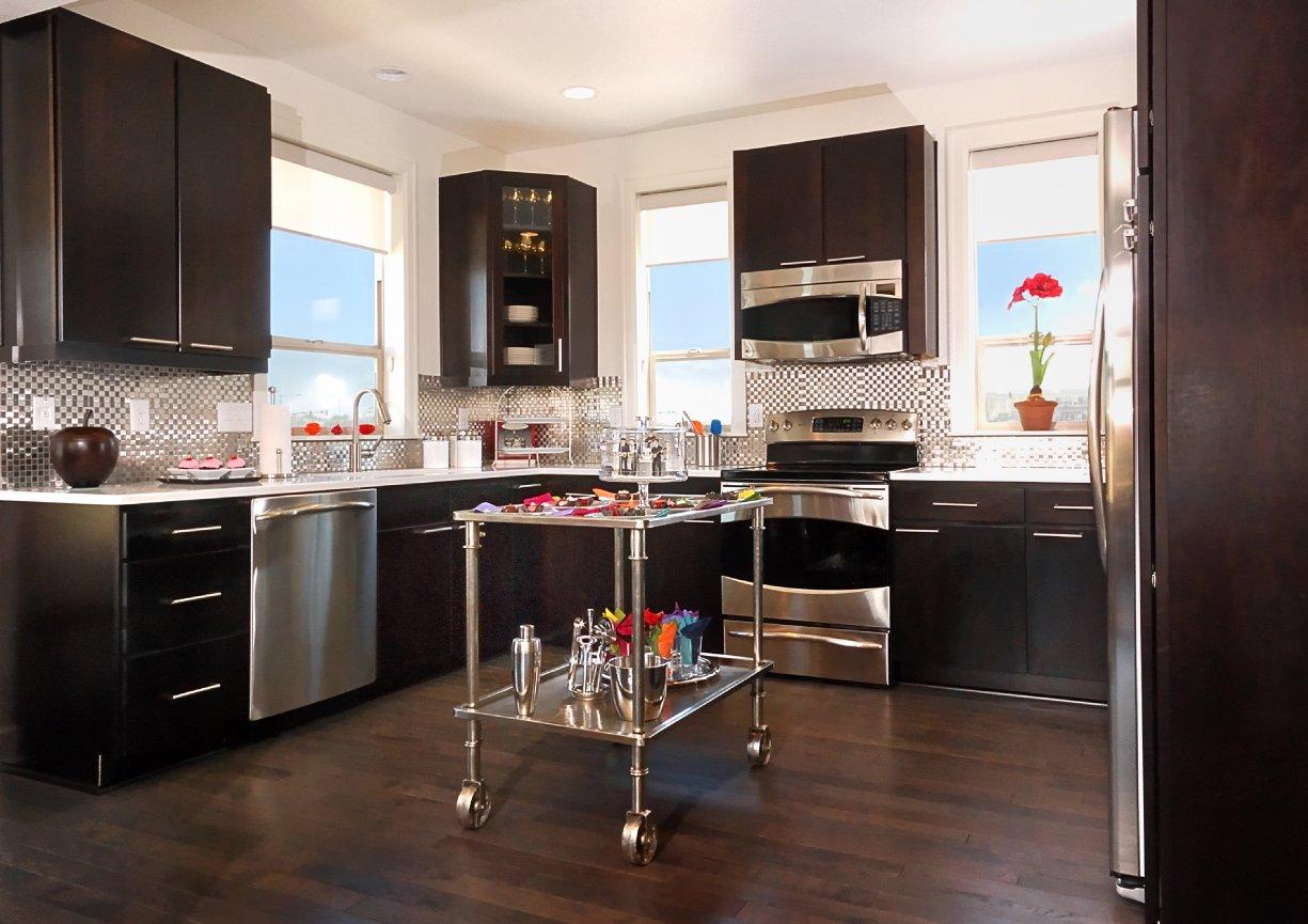 Linda Beutner Interior Design STAPLE TON Model Homes Townhomes - Model homes interior design