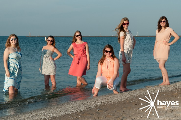 Hayes Photography, rochester ny, senior pictures, Ontario Beach Park, beach, senior portraits, models, Lake Ontario,