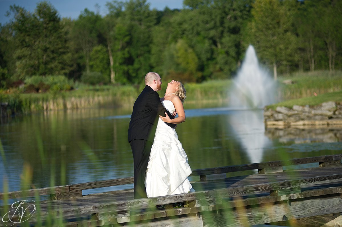 bride and groom at saratoga national golf coarse, wedding photography, Saratoga Wedding Photographer, Longfellows