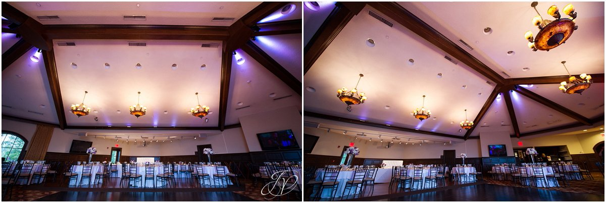 wedding reception details saratoga national purple uplighting