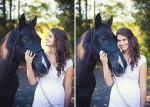 Candice // Houston, TX Bridal Portraits