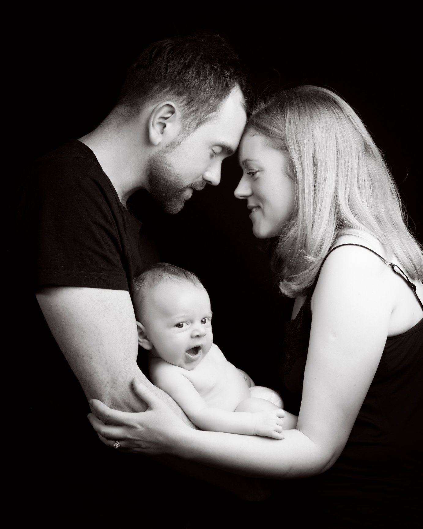 I still love it when parents do book the full new baby photoshoot with me as i get a chance to photograph a very adorable tired and