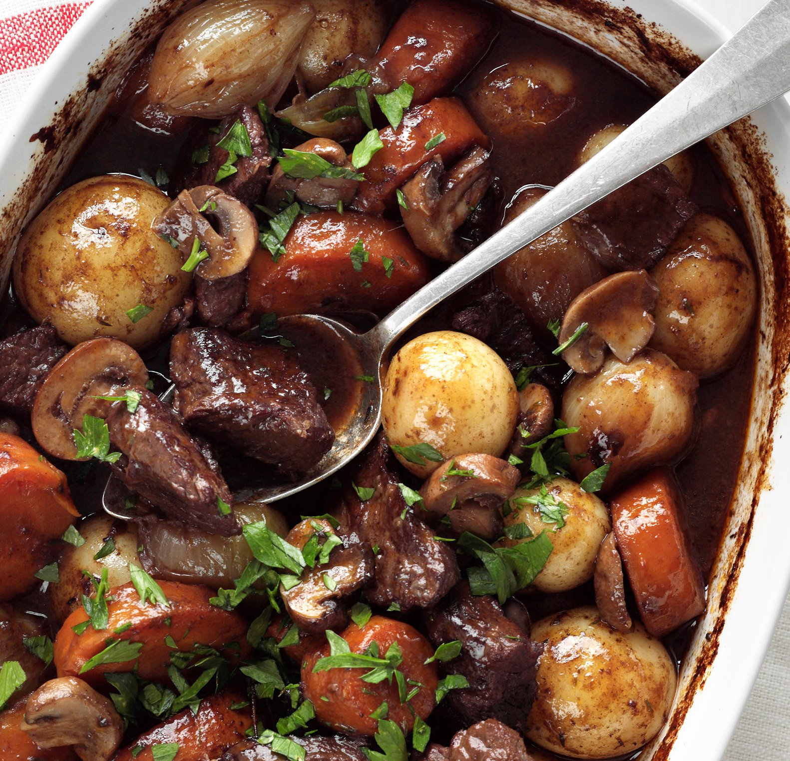 Boeuf Bourguignon - All the Best Blog