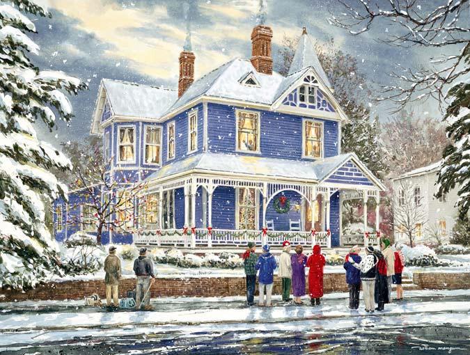 winter art prints william mangum fine art