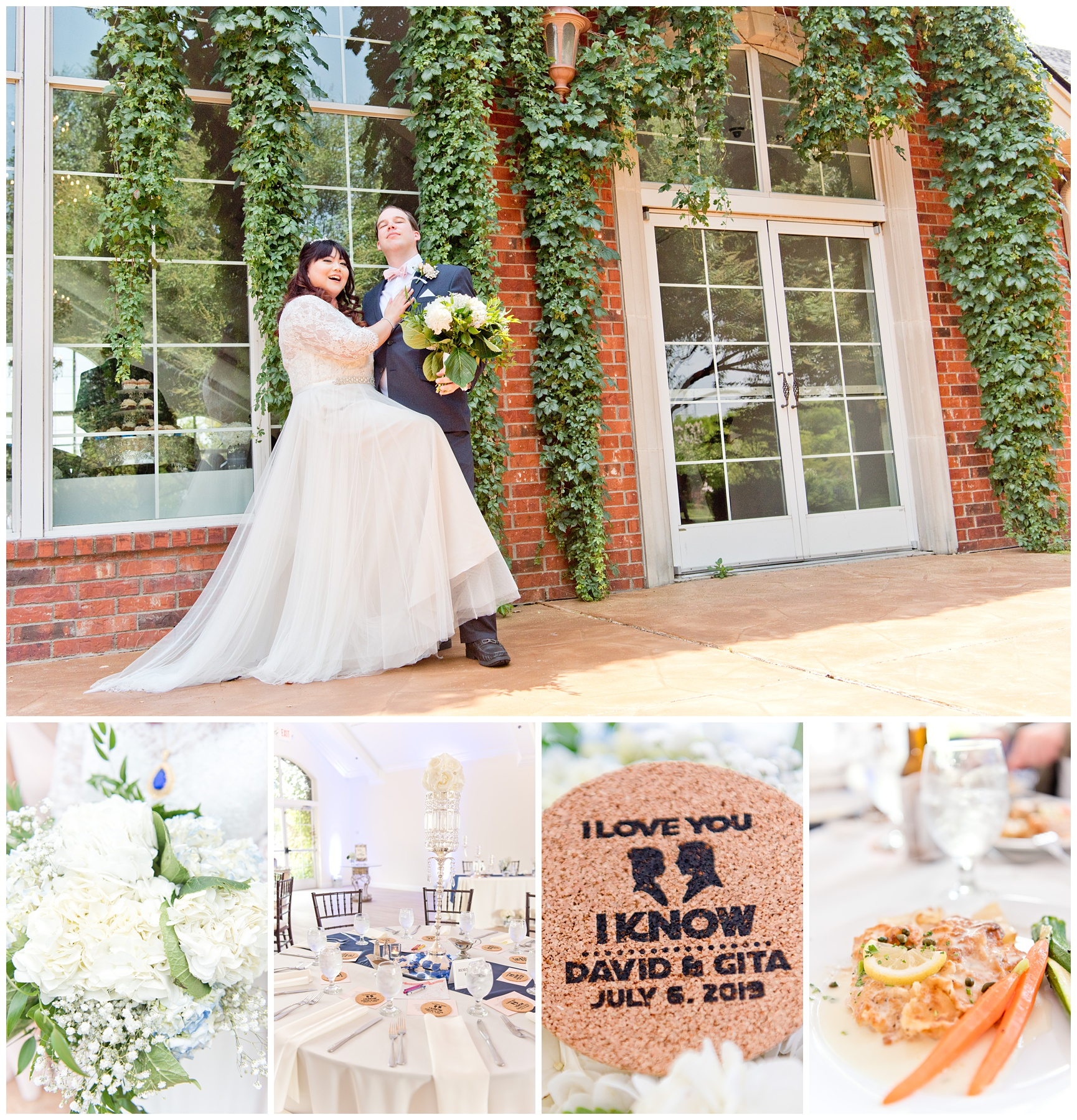 Dallas Catholic Wedding