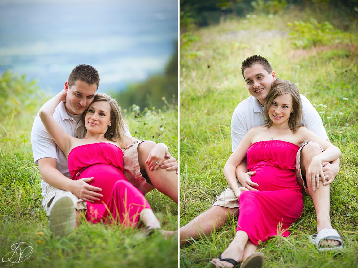 mother to be and husband, albany maternity photography, albany maternity photographer, john boyd thacher state park