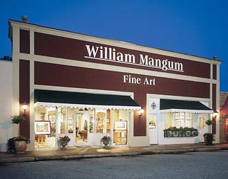 our art gallery in greensboro nc william mangum fine art. Black Bedroom Furniture Sets. Home Design Ideas