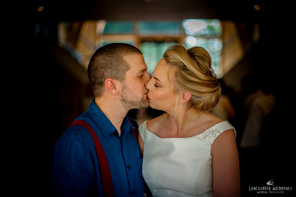 Relaxed wedding at the Mill Barns