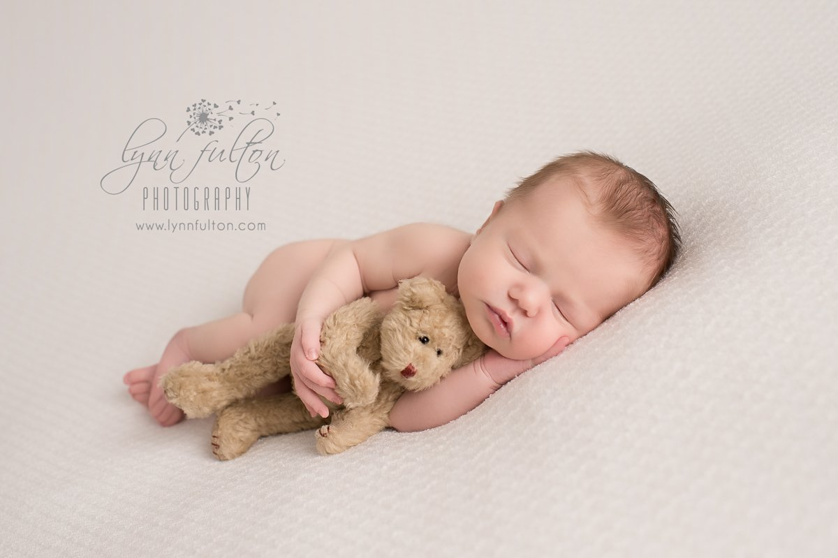 Pretty in Pink - Kitchener Newborn Photographer