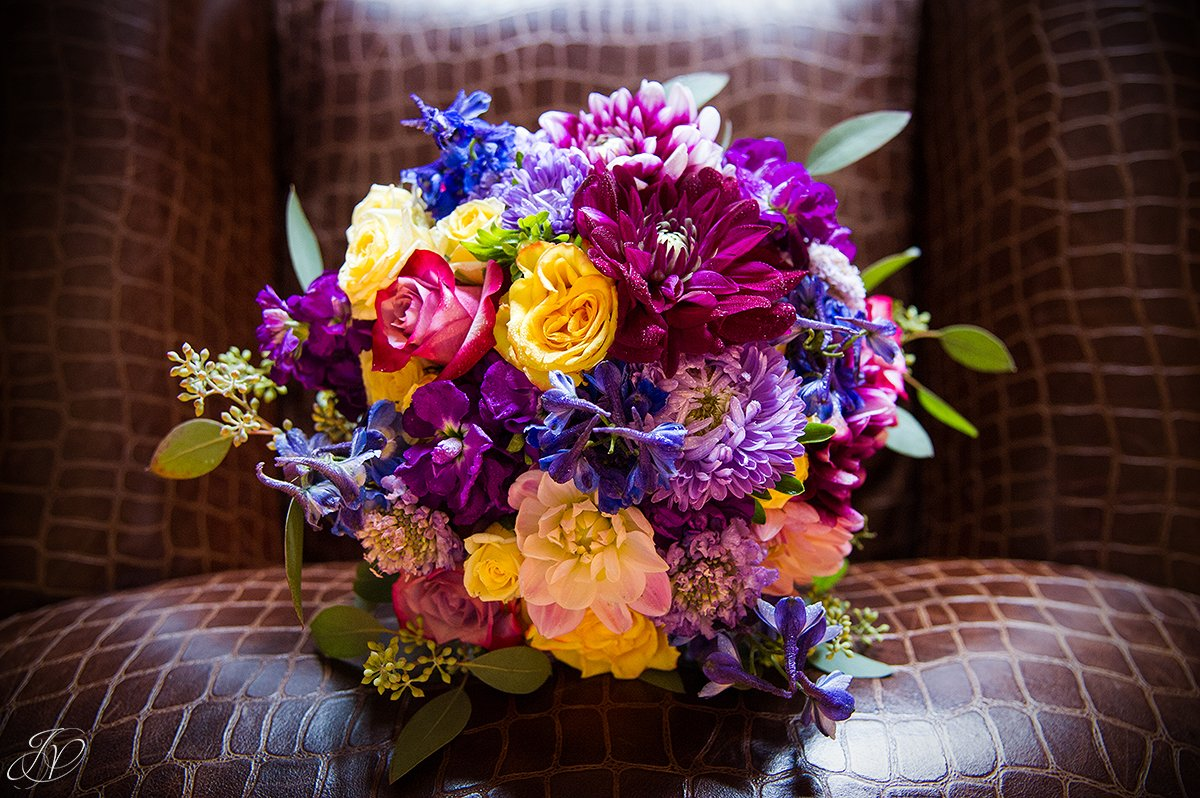 Lake Placid Flower and Gift wedding bridal bouquet