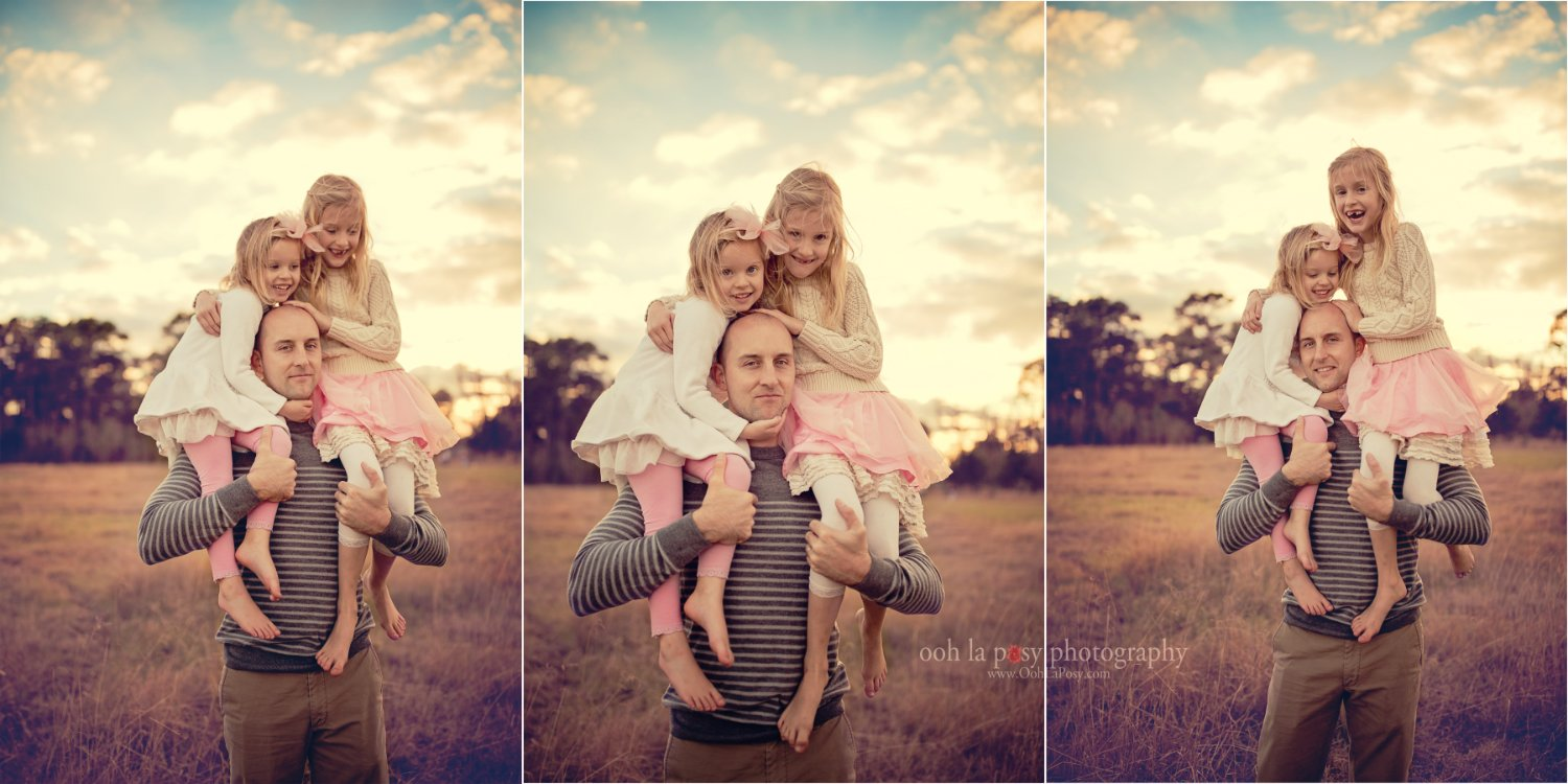 Valentine's Day Daddy and daughters, Spring TX