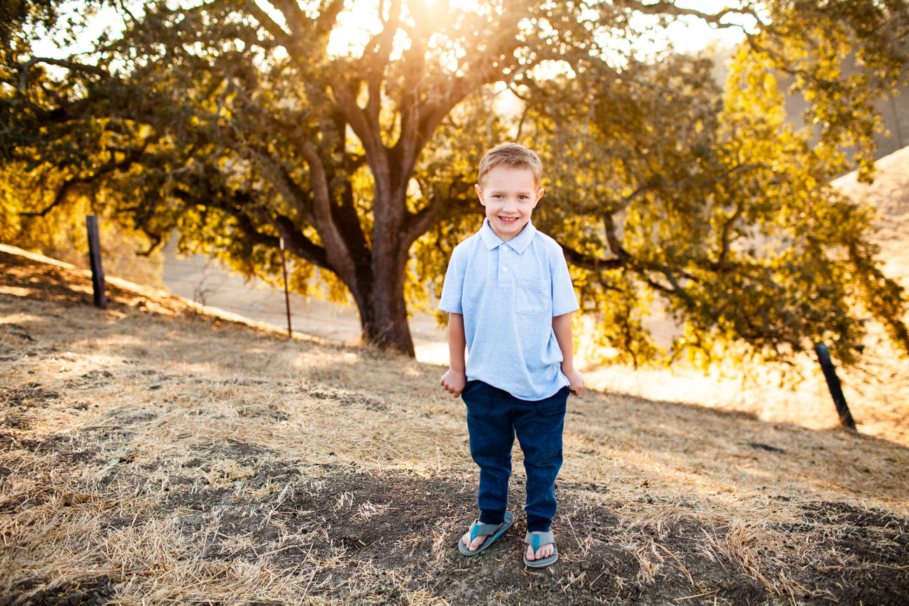 The Wilson Family {Danville Family Photographer}