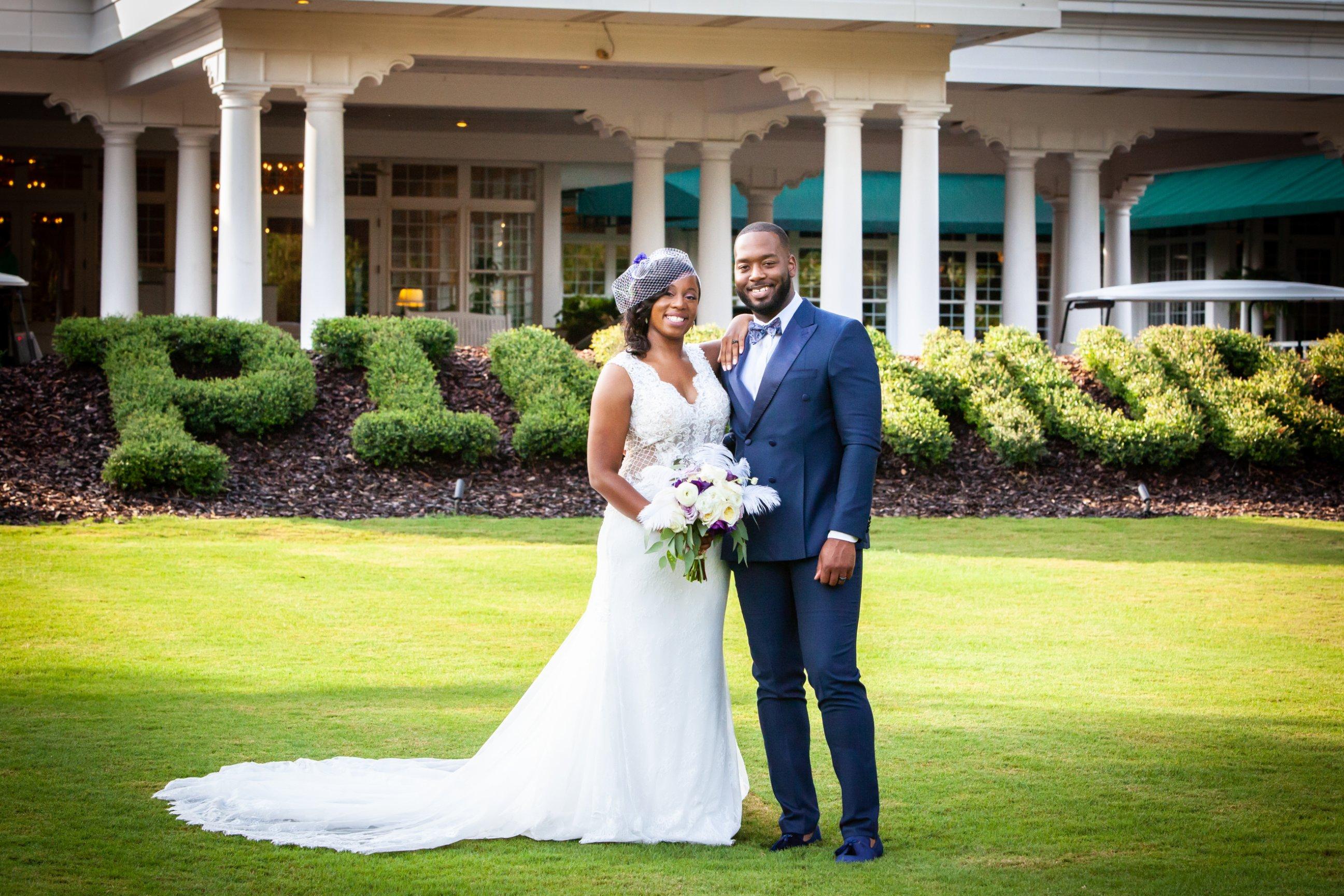 Wedding Celebration At The Historic Pinehurst Resort Country Club