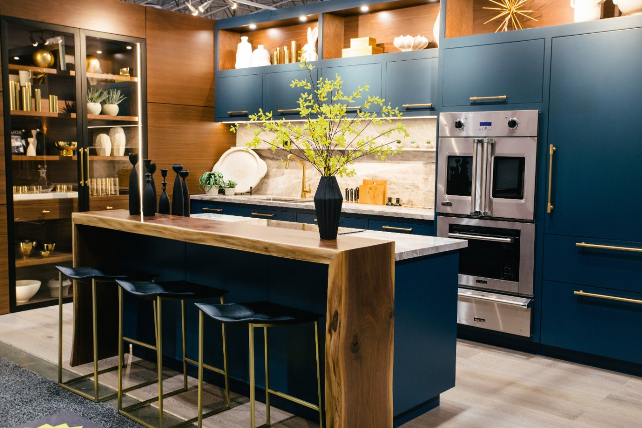 Design Shows Bloomsbury Fine Cabinetry Inc