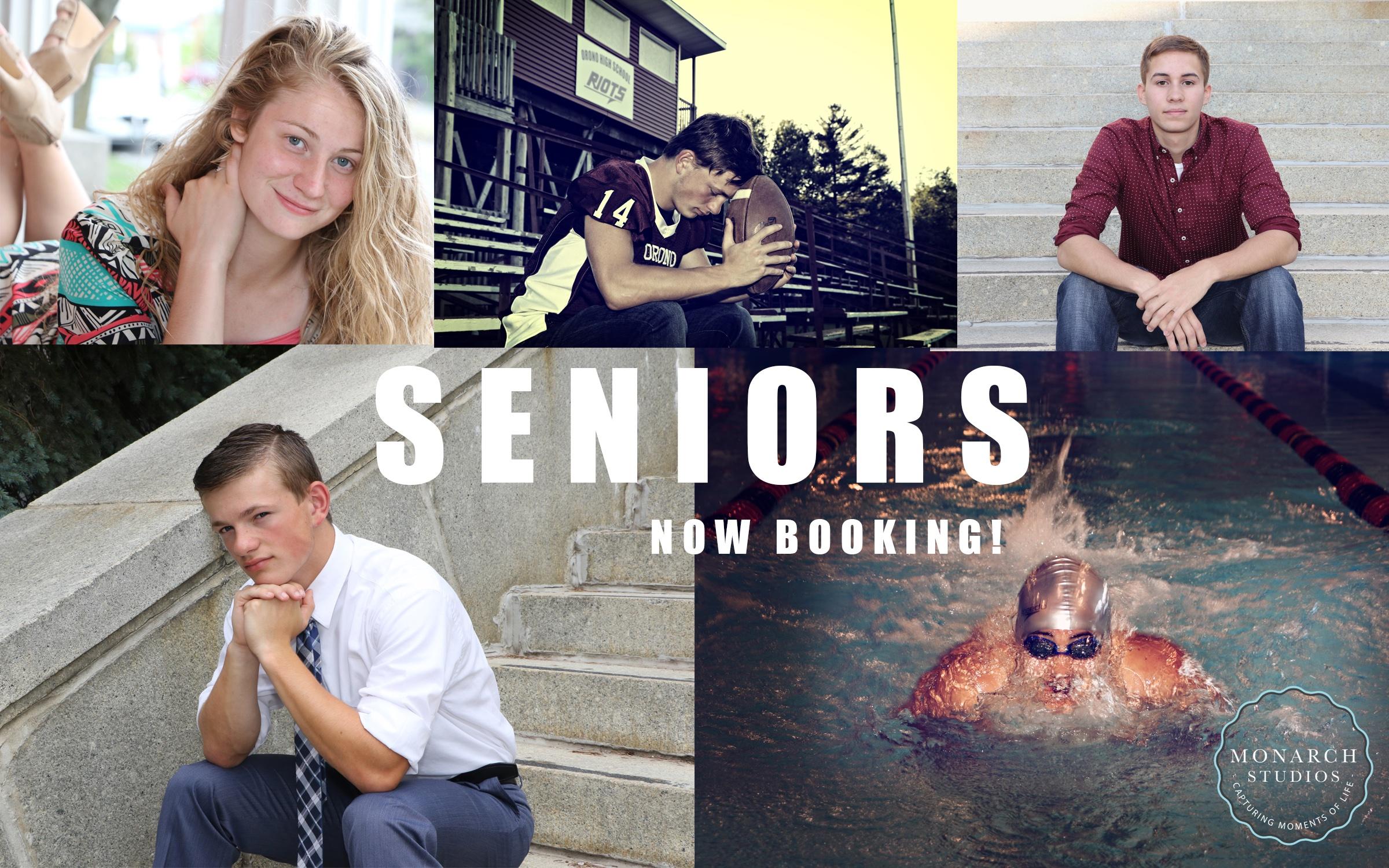 Senior Sessions - Monarch Studios