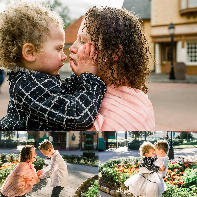 family photos EPCOT, family pictures EPCOT, Magic Session, Ryaphotos