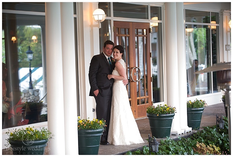Willowbend Country Club wedding in Mashpee, photographed by Freestyle Weddings