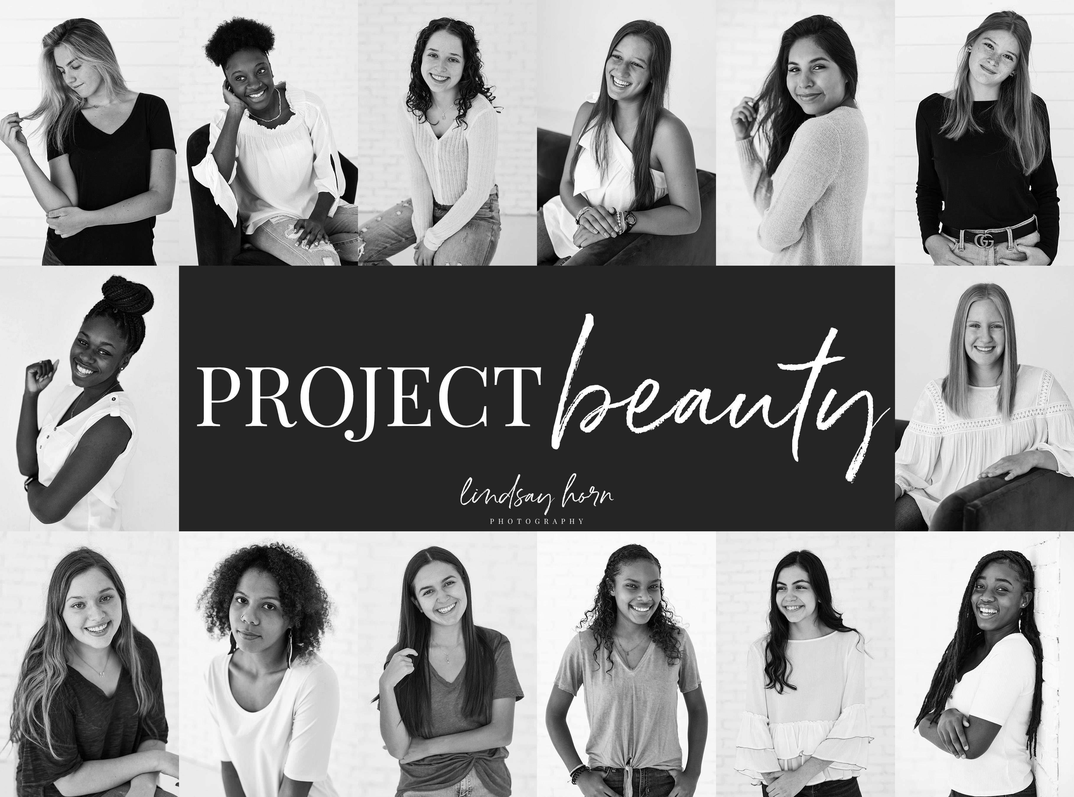Project Beauty, no makeup shoot, Dallas senior portraits, Dallas senior pictures, Dallas senior photographer